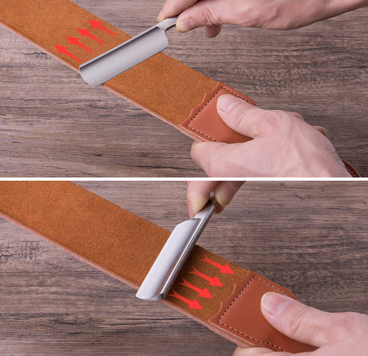How to Strop a Straight Razor