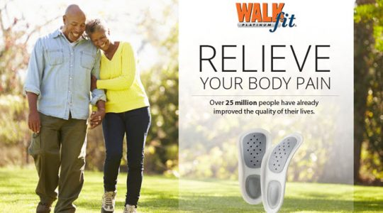 Walkfit Platinum Review